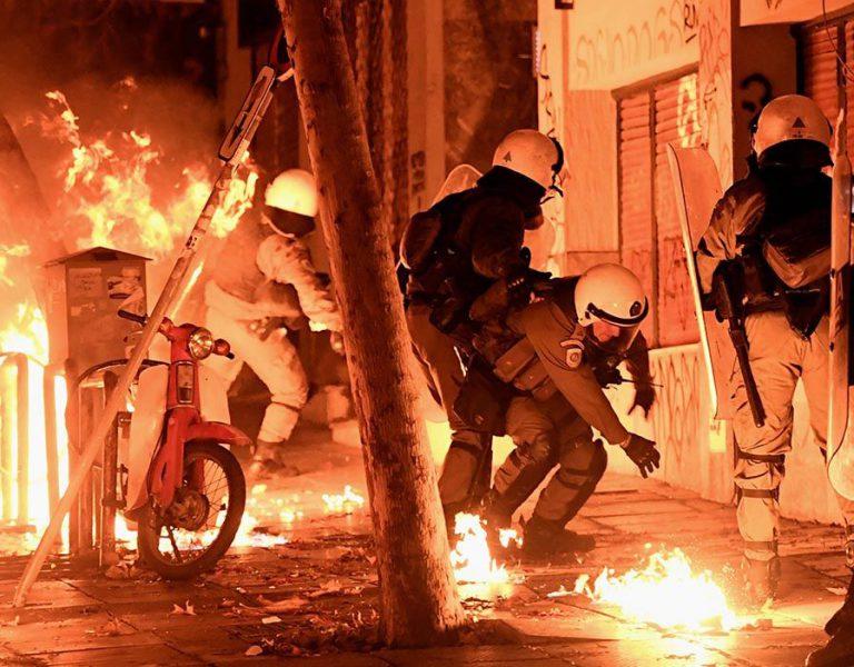 Irgendwo in Griechenland am 17. November 2017